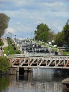 Caledonian Canal Neptune Staircase